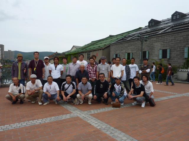 平成22年 社員旅行 北海道